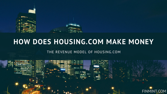 Revenue Model of Housing.com